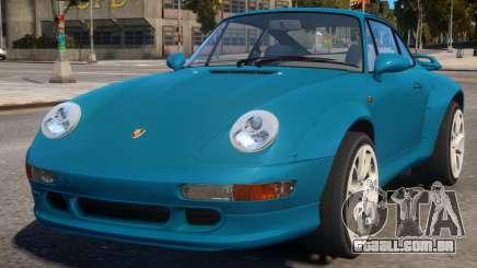 Porsche 911 Turbo 1995 para GTA 4