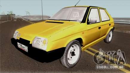 Skoda Favorit 135L para GTA San Andreas
