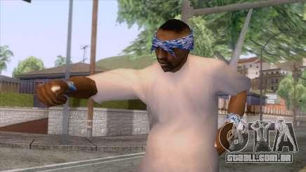 Crips & Bloods Fam Skin 7 para GTA San Andreas