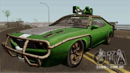 Bravado Gauntlet Weaponized GTA V para GTA San Andreas