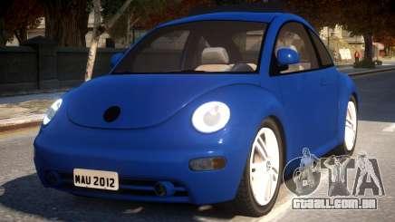 2003 VW New Beetle para GTA 4