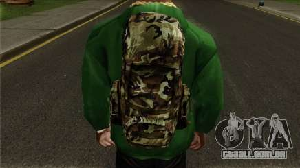 Parachute Bag HD para GTA San Andreas