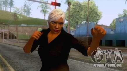 GTA 5 - Female Skin v2 para GTA San Andreas