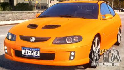 Holden Monaro v2 para GTA 4