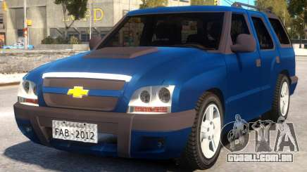 2010 Chevrolet Blazer Advantage para GTA 4