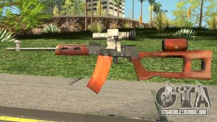 K-11 para GTA San Andreas