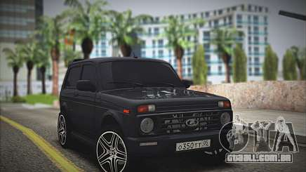VAZ 2121 Urban para GTA San Andreas