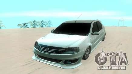 Renault Logan Sport para GTA San Andreas