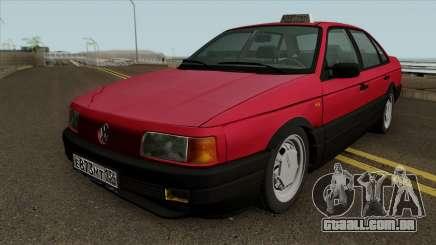 Volkswagen Passat B3 v2 RUS Plates IVF para GTA San Andreas
