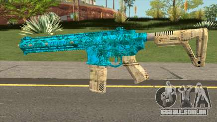 Gunnruning Carbine MK2 Origins Camo para GTA San Andreas