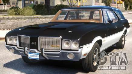 Oldsmobile Vista Cruiser 1972 para GTA 4