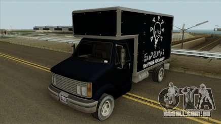 Mule HD para GTA San Andreas