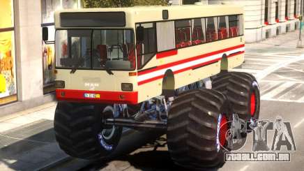 Bus Monster Truck V1 para GTA 4