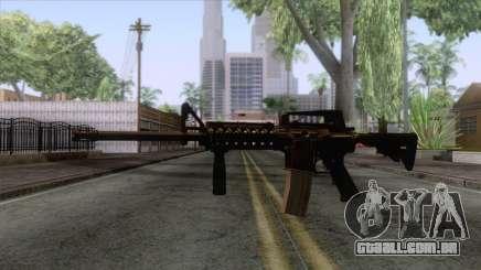 AR-15 Assault Rifle para GTA San Andreas