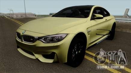 BMW M4 GTS HQ para GTA San Andreas