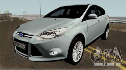 Ford Focus Hatchback 2015 para GTA San Andreas