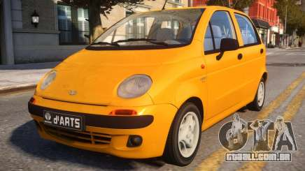 1997 Daewoo dArts Style Concept para GTA 4