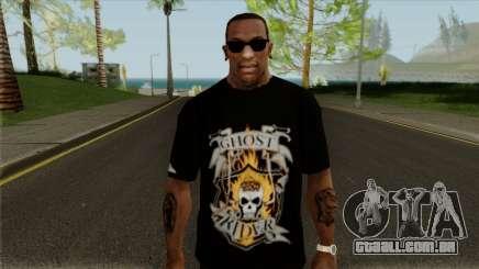 "T-Shirt ""Racer"" para GTA San Andreas"