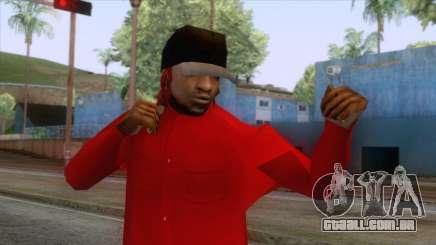 Crips & Bloods Bmydrug Skin para GTA San Andreas