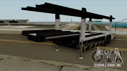 Trailer do carro Transportador para GTA San Andreas