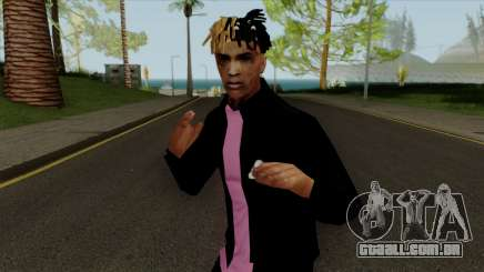 XXXTentacion by Dapo Show para GTA San Andreas