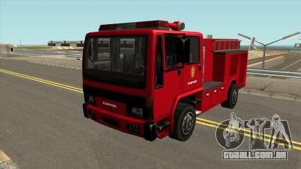 DFT-30 Pompieri para GTA San Andreas
