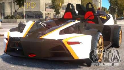 KTM Xbow para GTA 4