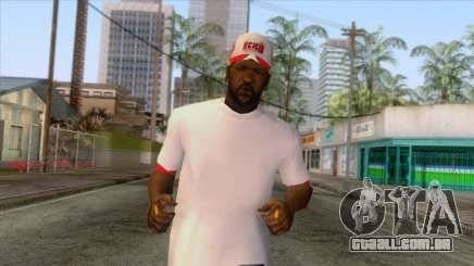 Crips & Bloods Ballas Skin 4 para GTA San Andreas