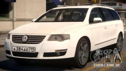 Volkswagen Passat Variant 2010 v2 para GTA 4