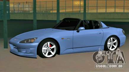 Honda S2000 Liftface Estoque para GTA San Andreas