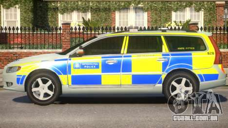 Volvo V70 Normal para GTA 4