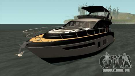 Sea Ray L650 Fly 2014 para GTA San Andreas