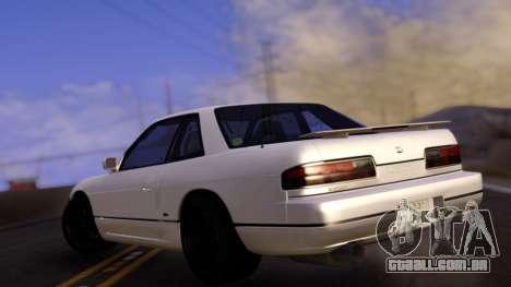 Nissan Silvia PS13K para GTA San Andreas