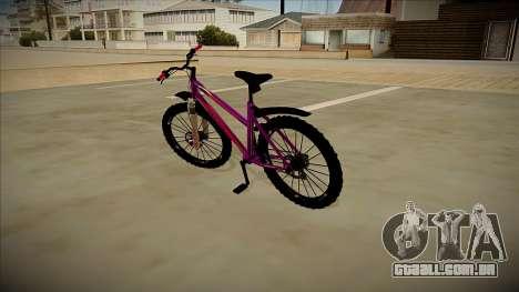 Uma Bicicleta De Popa para GTA San Andreas