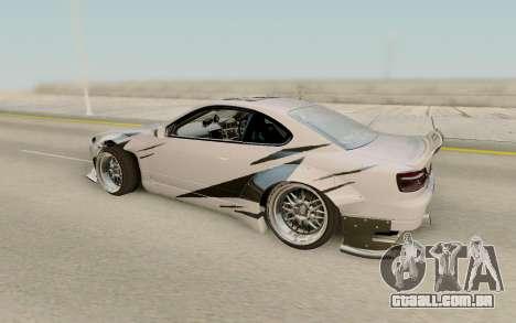 Nissan Silvia S15 Rb26dett Swap para GTA San Andreas