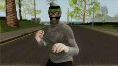 GTA Online Heist DLC - Random Skin 1 para GTA San Andreas