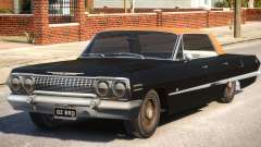 1963 Chevrolet Impala (4 Doors)