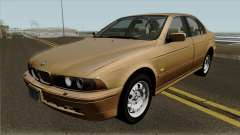 BMW 5-Series e39 525i 2001 (US-Spec) para GTA San Andreas
