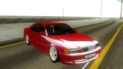 Toyota Chaser Stock