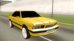 BMW 5-er E28 RUS Plates para GTA San Andreas