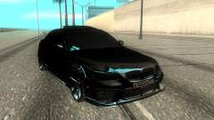 BMW M5 E60 HAMANN Style para GTA San Andreas