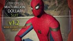 Tony Stark Multi-Million Dollar Suit para GTA 5