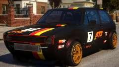 Volkswagen Golf MK1 PJ3 para GTA 4