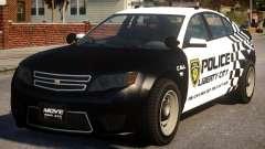 Cheval Fugitive 736 para GTA 4