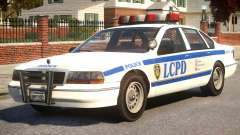 Declasse Premier Police para GTA 4