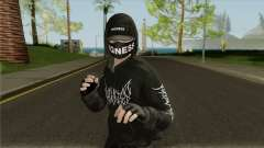 New Skin (Import Export) para GTA San Andreas