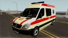 Mercedes-Benz Sprinter Ambulance para GTA San Andreas