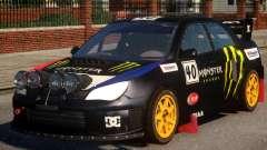 Subaru Impreza WRX V1.1 para GTA 4
