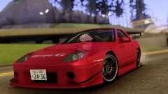 Mazda RX-7 FC3s Touge para GTA San Andreas
