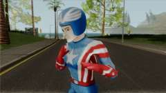 Captain Coulson From Avengers Academy para GTA San Andreas